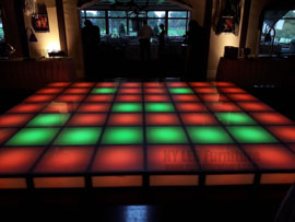 Holiday Party Rent Light Up Dance Floor Fort Lauderdale