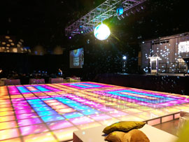 Dance Floor Rental Miami