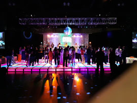 LED Dance Floor Rental Miami