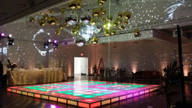 Wedding Light Up Dance Floor Rental Orlando